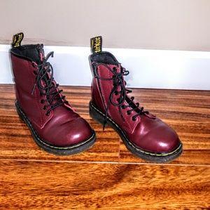Dr. Marten's Girls Combat Boots